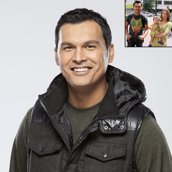 After Dating Affairs, Is Adam Beach Settled Again Following Wobbly Unsuccessful Relationship With Girlfriend-Turned-Wife