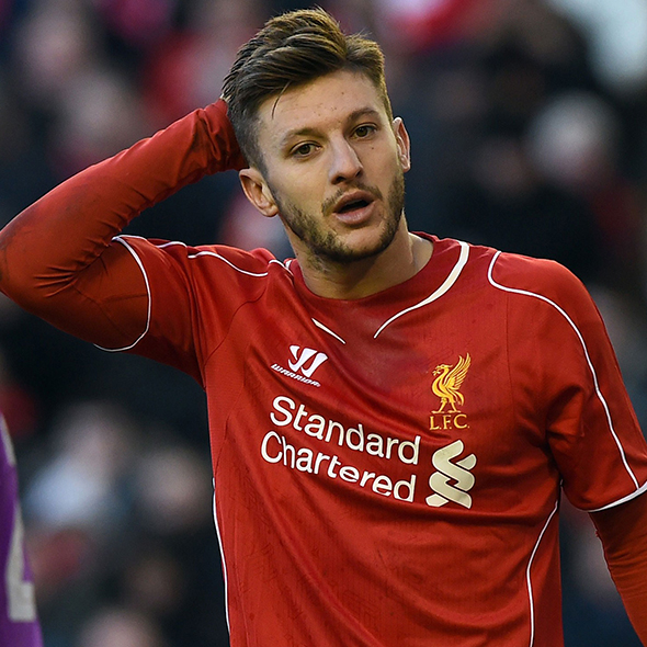 Even With A Shower Of Injuries Adam Lallana Managed To Extend His Contract For Years With Liverpool