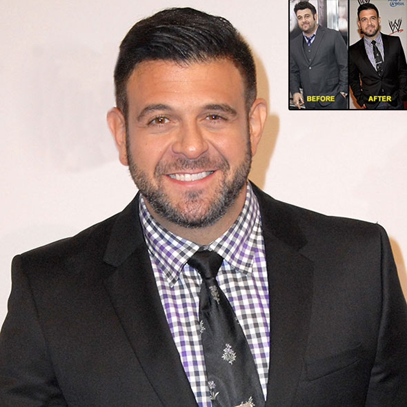 Man v. Food's Adam Richman Has a Girlfriend? Or Is He Married? More About His Health And Weight Loss Issues