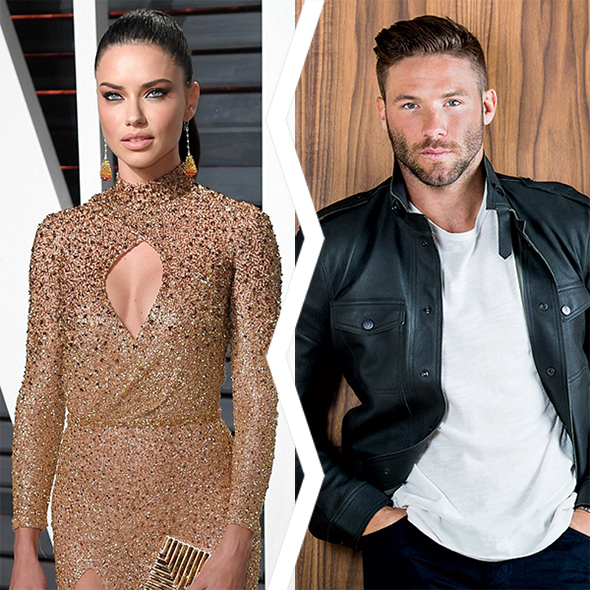 They called it quits! Model Adriana Lima Confirms Break-Up with Boyfriend Julian Edelman After Almost a Year of Dating