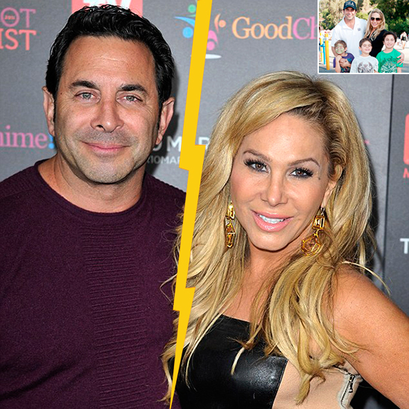 Businesswoman Adrienne Maloof: After Acrimonious Divorce Battle With Husband, Facing Unstable Dating Life