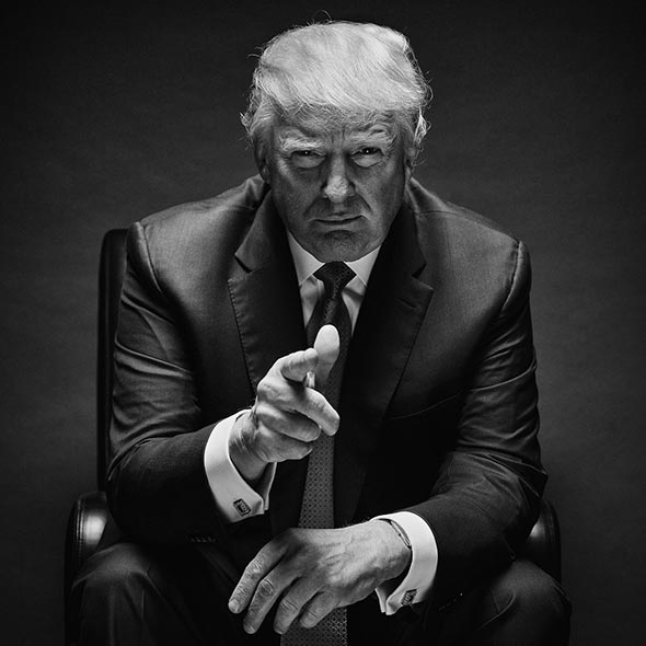 Exclusive: Top 10 Agendas of Donald Trump for America! View Full Report