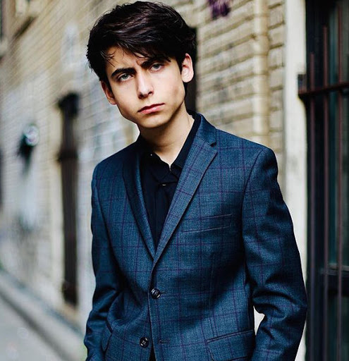 Aidan Gallagher: 14 And Dating - Young Love Goals With Girlfriend!
