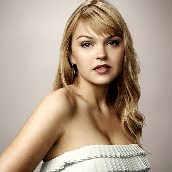 Aimee Teegarden weight gain