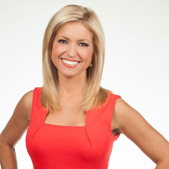 Fox News' Ainsley Earhardt Welcomed A Baby Girl In