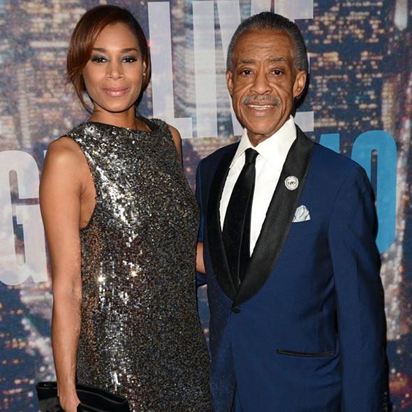 Al Sharpton Claims The Right To Date While Legally Having A Wife; Reveals Secret To Weight Loss And Good Health