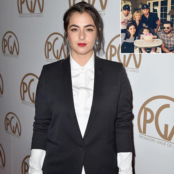 Beautiful Actress Alanna Masterson Celebrates Her Daughter's Birthday With Her Longtime Boyfriend!