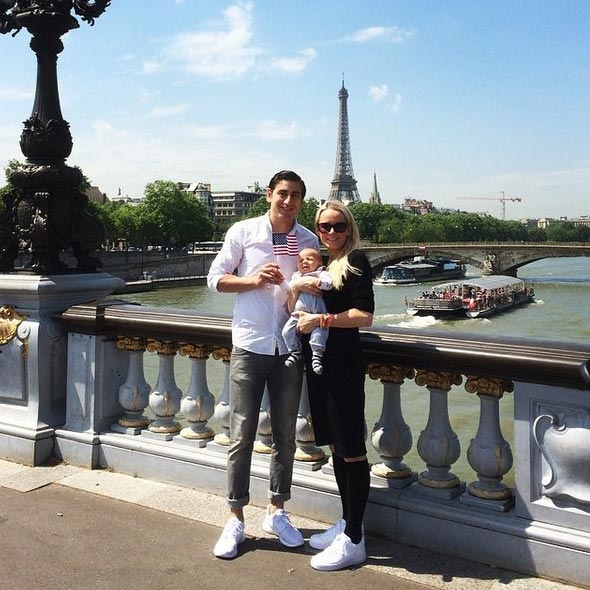 US National Team's winger Alejandro Bedoya and his physio Girlfriend. Married? Plus, career History and Salary