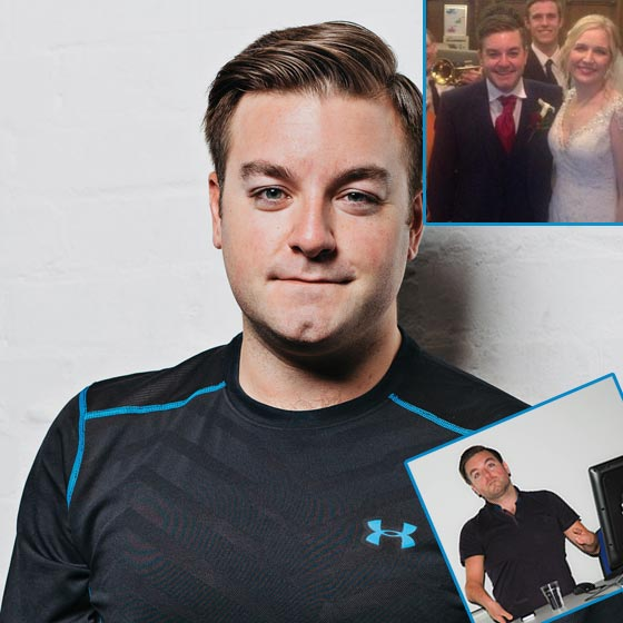 Alex Brooker, On His Disability: Married in 2014, Happy Father of Baby Boy