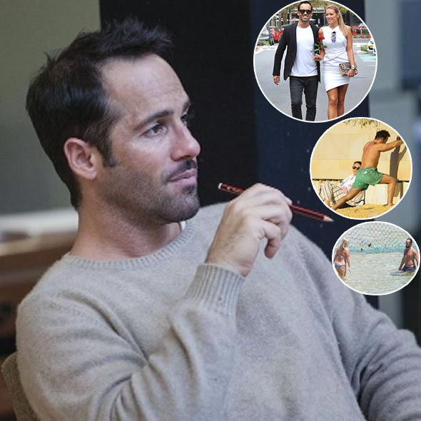 Find Out About Actor Alex Dimitriades' Dating History: His Girlfriends, Married, Wife?