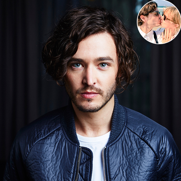 Alexander Vlahos Talks About On-Screen Gay Role But What About His Off-Screen Life? Entertains A Girlfriend?