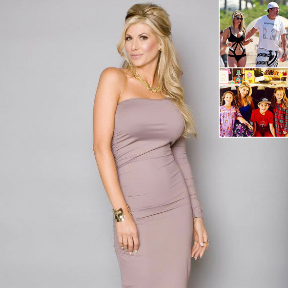 'Real Housewives' Alum Alexis Bellino's Married Life With Husband and Kids, ...