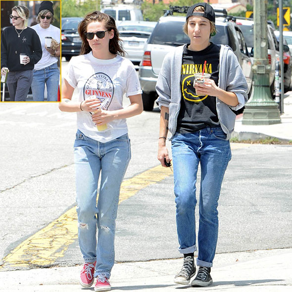 Alicia Cargile, Young Age Live-in Girlfriend of Kristen Stewart, Seen Dating Publicly