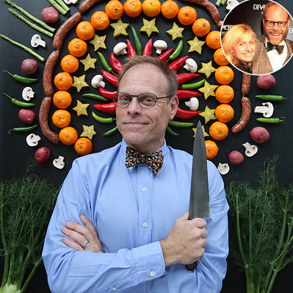 In His World Of tastes, Chef Alton Brown Confronts A Sour Married Life With Wife But Managed To Stay Busy With Tours