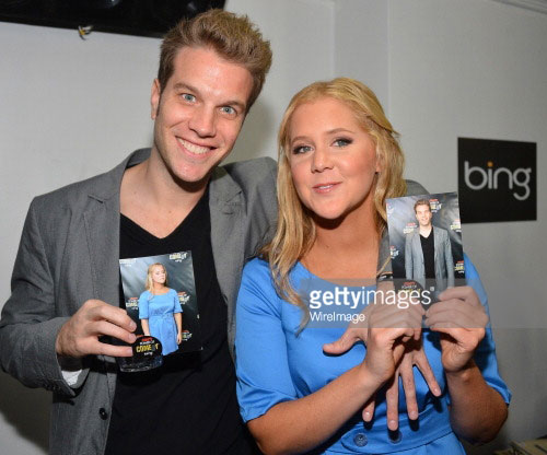 Amy schumer and anthony jeselnik dating how are half life and radiocarbon dating used by scientists