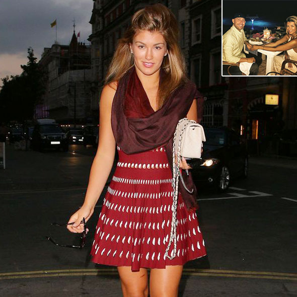 Beautiful Actress Amy Willerton Happily Dating Her Entrepreneur Boyfriend, is Engaged?