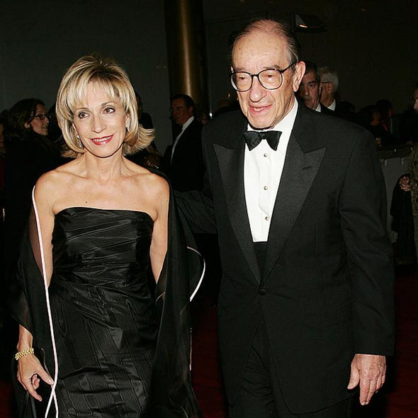 Andrea Mitchell Married To