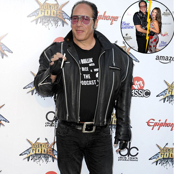 Comedian Andrew Dice Clay Opens Up About His Girlfriends, Getting Fired By Trump And His Comeback!
