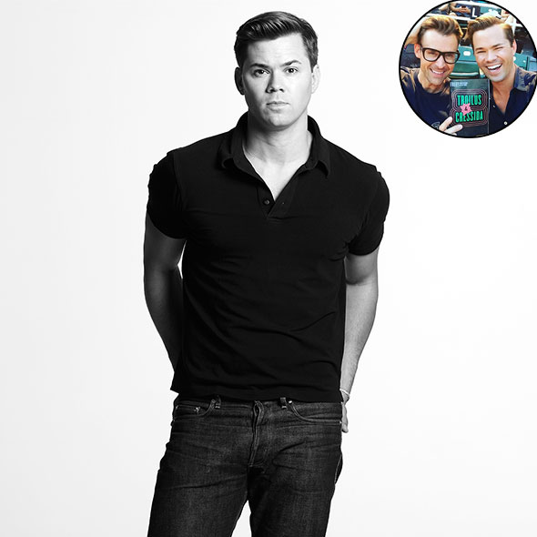 Openly Gay Actor Andrew Rannells: Who is His Longtime Boyfriend/Partner?