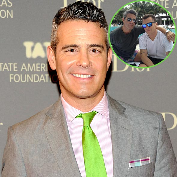 Andy Cohen Along With Gay Activists Raising Voices: Dating With Journalist Partner