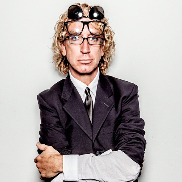 Comedian Andy Dick's Married Life: Divorced His Wife in 1990, Moved In With Girlfriend?