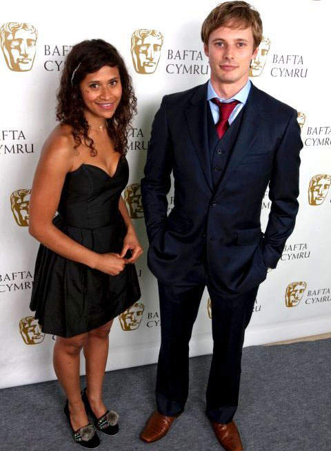 Mixed Ethnicity Actress, Angel Coulby: Co-Star Bradley as ...