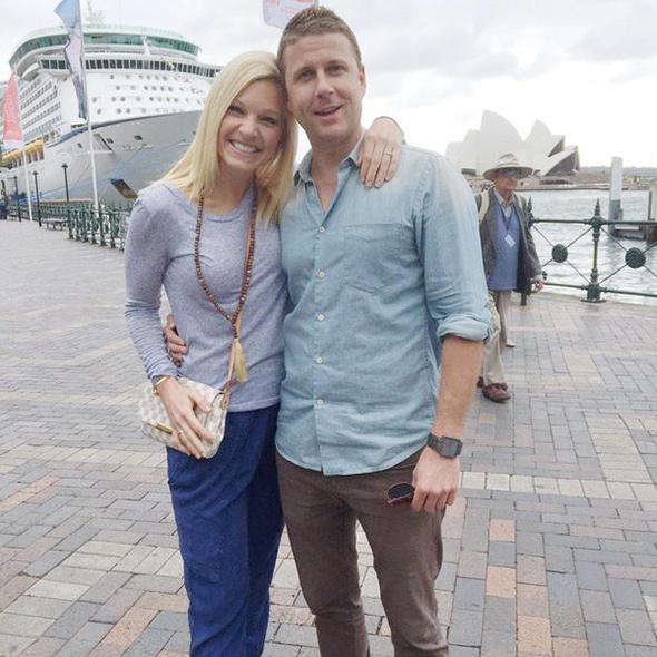 The Newly Married Anna Kooiman Gushes About Her Boyfriend Turned Husband, Tim Stuckey!