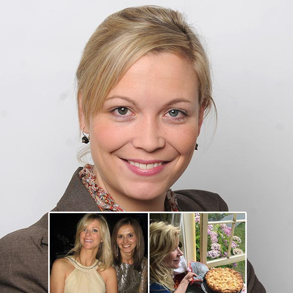 Anna Wallner, Age 46, Busy in 'The Shopping Bags': Allegedly Lesbian's Fond of Food, Married?