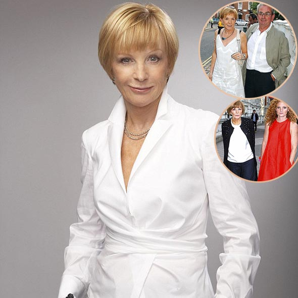 Unfit Mother for Daughter, Anne Robinson Hasn't Found Right Man After Divorce With Husband