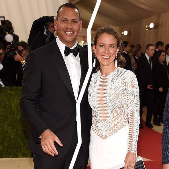 """""""23 and me"""" CEO Anne Wojcicki Split with her Boyfriend Alex Rodriguez after a Year of Dating"""