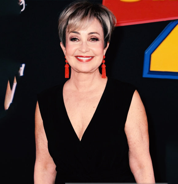 Annie Potts Finally Found The Love Of Her Life During The '90s