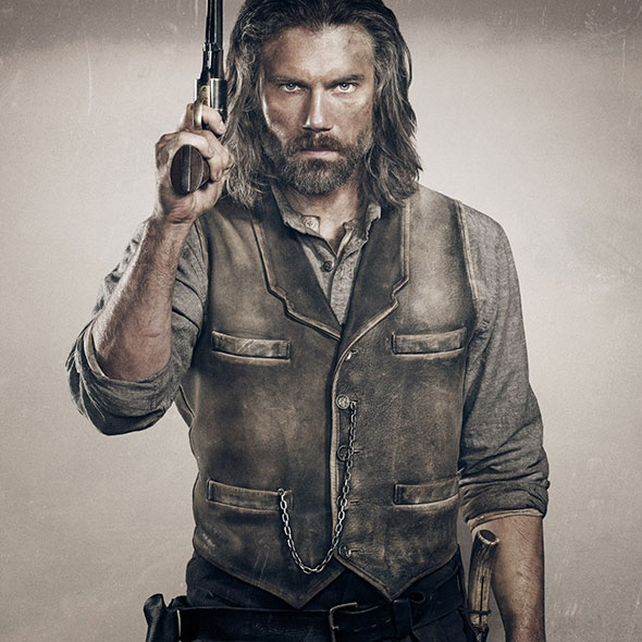 Hell On Wheel's Star Anson Mount: Never Been Married, Still Searching For a Perfect Wife?