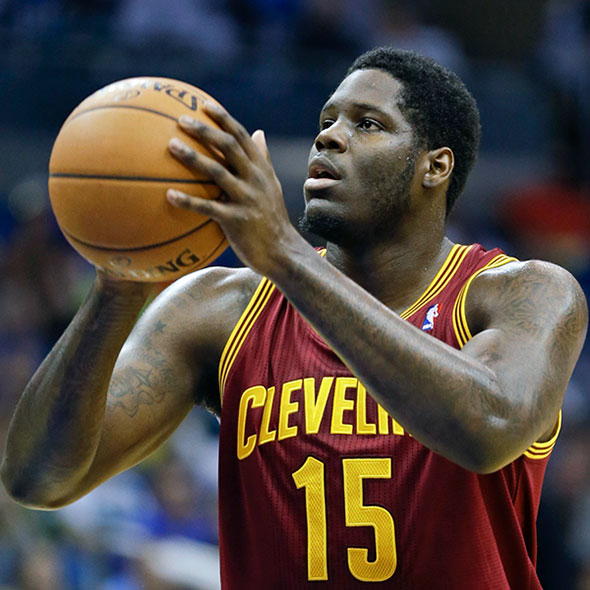 Anthony Bennett Gets In New Shape After Being Named The Worst No.1 NBA Draft; Signs A Contract With Nets Again
