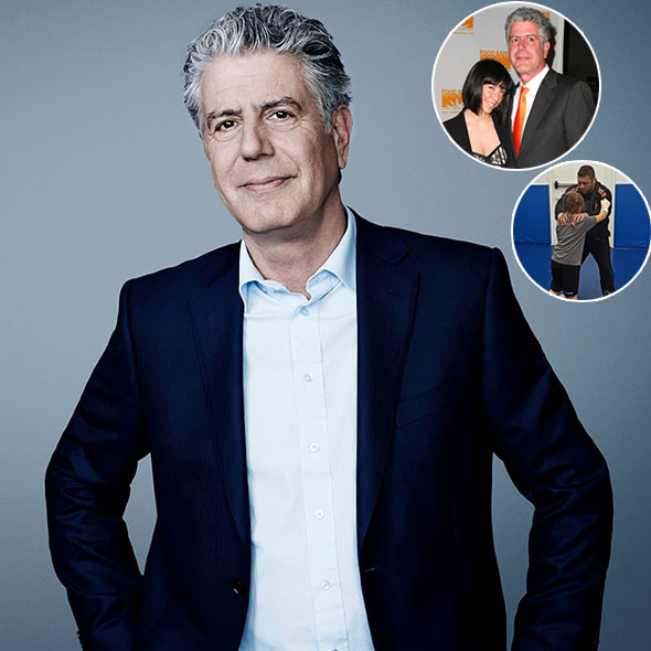 Anthony Bourdain: All You Need to Know; Wife, Daughter, Tour and Restaurant