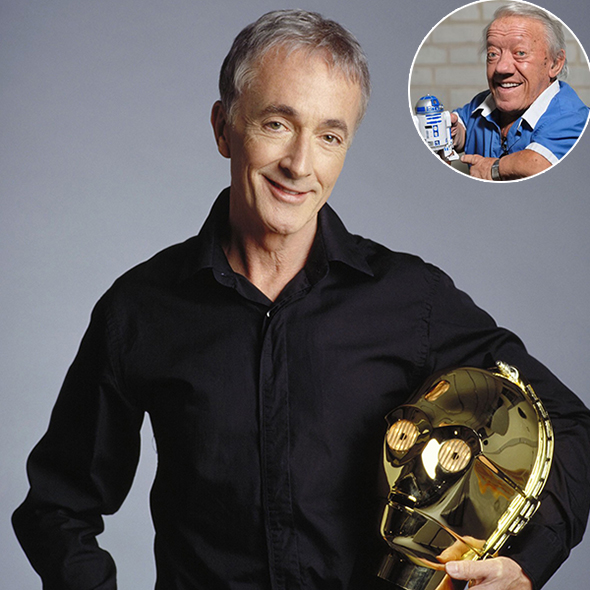 Is Anthony Daniels Gay 7