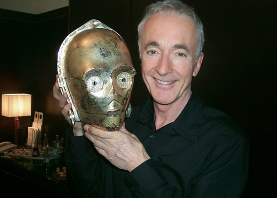 Is Anthony Daniels Gay 34