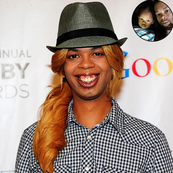 Formerly Gay Antoine Dodson Announces His Baby Boy's Birth After Expressing His Desire To Get Married!