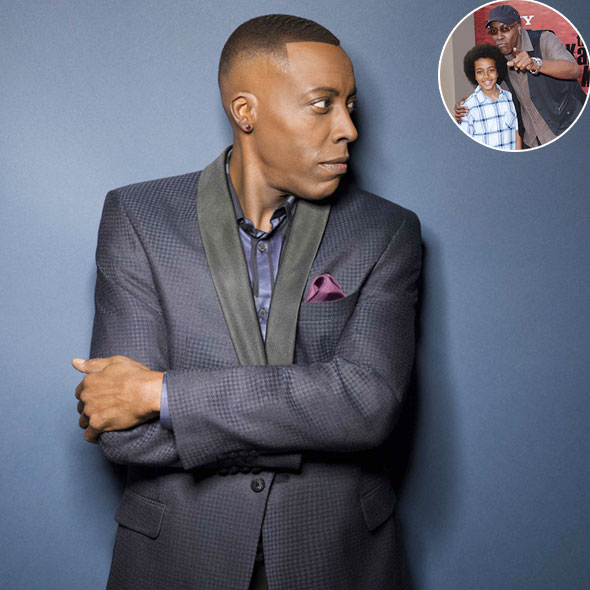 Comedian/ TV Host Arsenio Hall: Issues With Girlfriend Over His Son? Is Married, Wife?