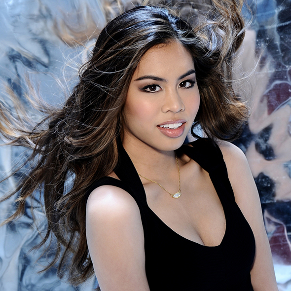 Ashley Argota the fosters