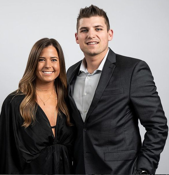 Austin Riley Adorable Wedding Anniversary Post To His Wife Is Sure to Melt Your Heart