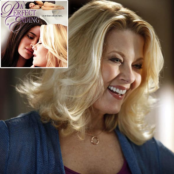 Barbara Niven, Young and Restless Actress, About Lesbian Character in  'Perfect Ending'