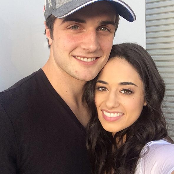 Beau Mirchoff Expressed About His Girlfriend in Interview: Dating With Jeanine Mason