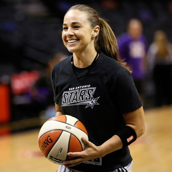 Becky Hammon: First ever Female Assistant Coach in NBA ...