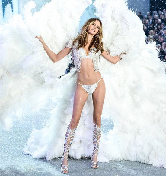 Behati Prinsloo :First Victoria's Secret PINK contract model!