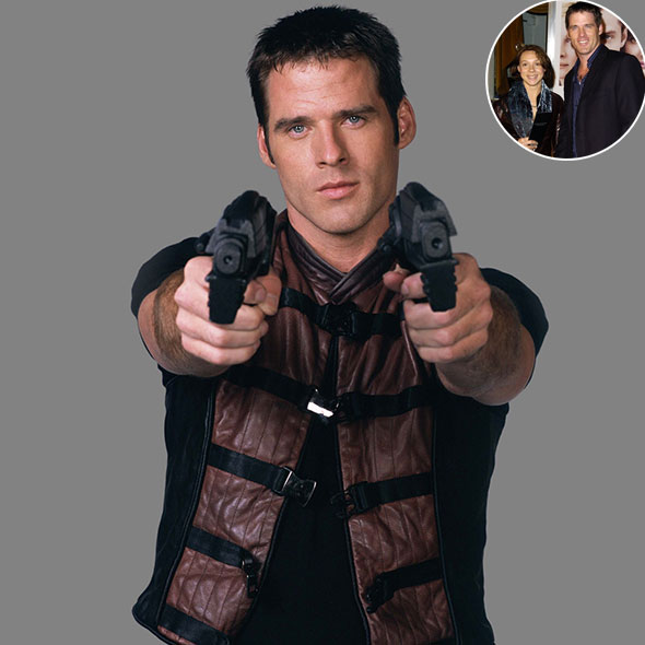 Ben Browder: Happily Married to His Actress Wife, Keeping Children Info Private?