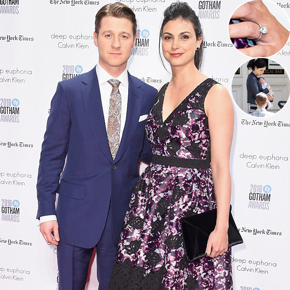 one step for love  actor ben mckenzie is now officially