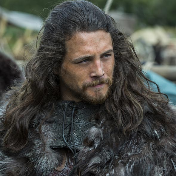 Vikings' Star Ben Robson: Found Success at Middle Adult Age, Rumors Of Dating with Prince Harry's Ex-Girlfriend