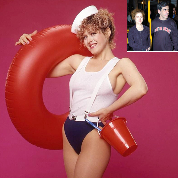 Still Young Looking Bernadette Peters Bewails About Losing Husband While Talking About Her Perfect Marriage That Ended Untimely.