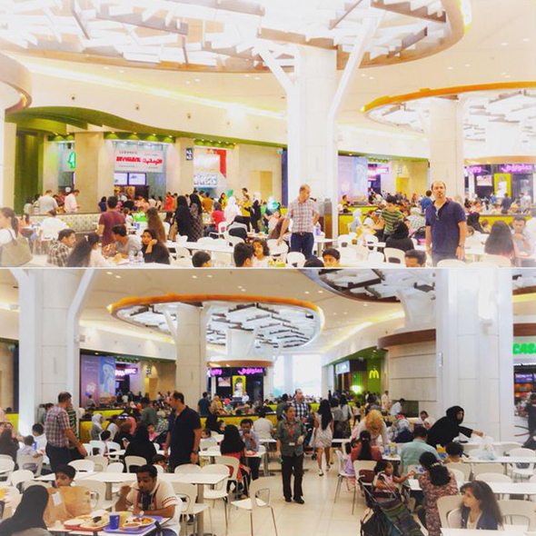 Top 5 Best Food courts Around The world: Exploring The Fast Food Court