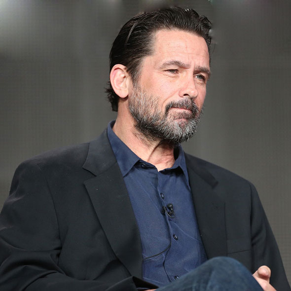 Billy Campbell Gay 38